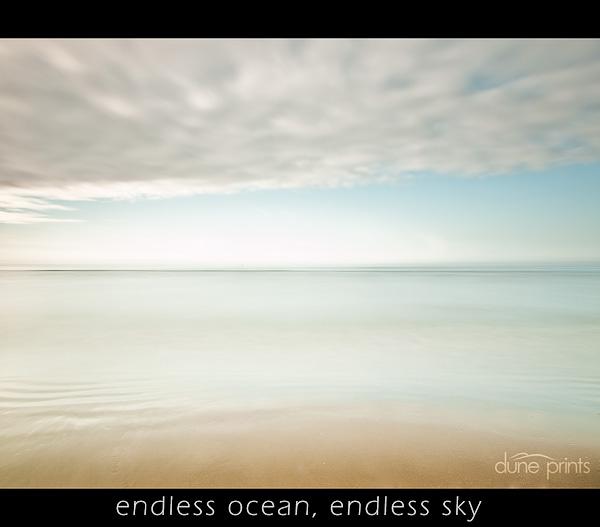 endless ocean, endless sky