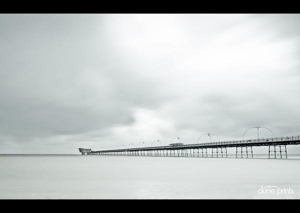 pale sea pier